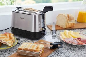 Lo Nuong Banh Mi Electrolux Ets1303w